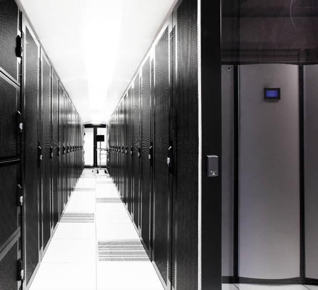 Data centre - iomart's cloud hosting solution