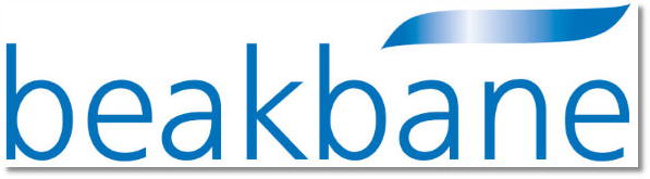 Logo for ERP client Beakbane