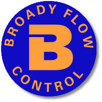 Logo for ERP client Broady Flow Control
