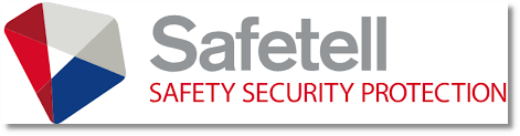 Logo for ERP client Safetell